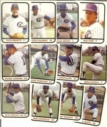 1981 Columbus Clippers Team Set (Columbus Clippers)